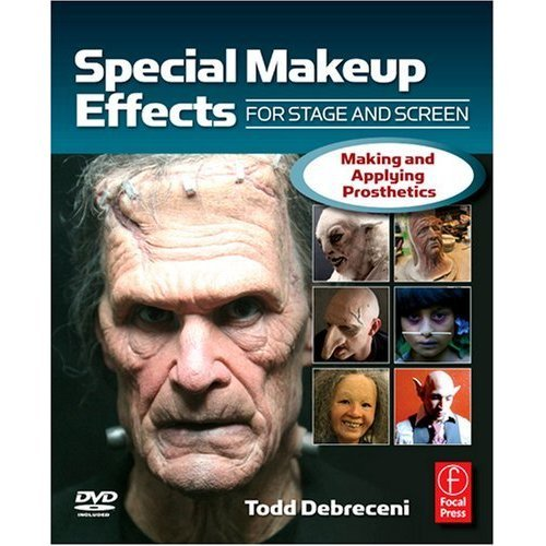 Product picture Special Makeup Effects for Stage and Screen .pdf